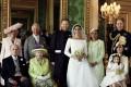 Опубликованы официальные свадебные портреты принца Гарри и Меган Маркл