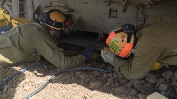 Под ракетным огнем: учения спасателей ЦАХАЛа