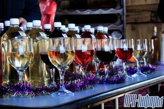 В Мукачево прошел фестиваль  Червене вино
