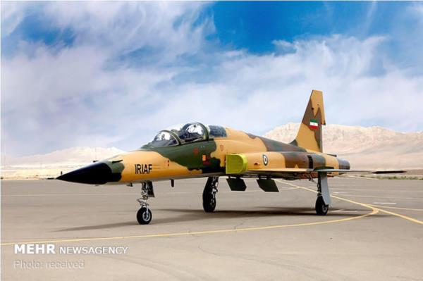 Иран создал  истребитель 4-го поколения