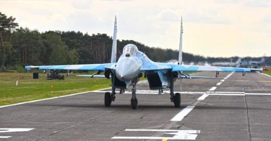 Украинские летчики эффектно выступили на авиашоу в Европе