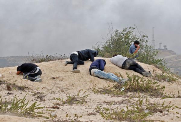 Флотилия из Газы остановлена на морской границе, 93 раненых