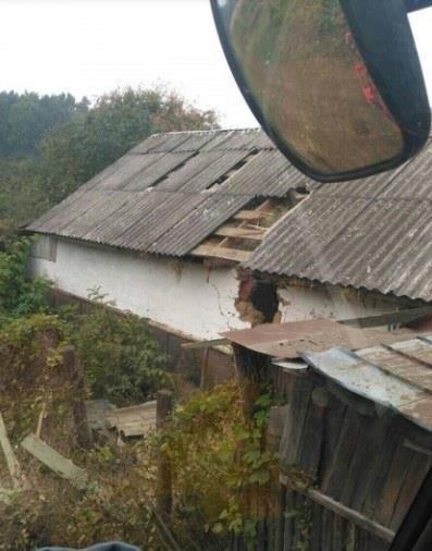 Не хватает воздуха, трудно дышать : в Сети показали снимки разрушенных сел в Черниговской области