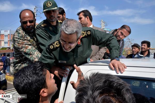 Хаос в Иране: затоплены 260 городов и деревень